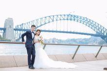 澳洲旅拍婚纱照之行,闺密做摄影师