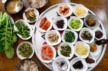 光州三大美食——无等山大麦饭,松亭牛肉饼,鸭子汤
