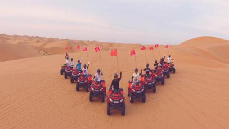 漠客越野營地1