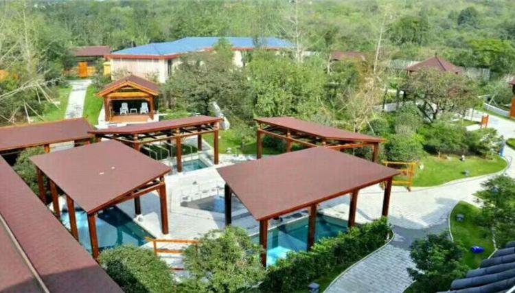 Junling Hot Springs2