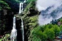 瀑高泉暖别墅美,云雾深处是庐山