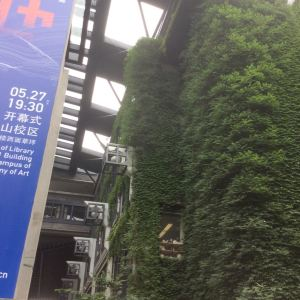 中国美术学院旅游景点攻略图