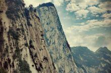 华山震颤灵魂的险峻和清新的山野仙踪