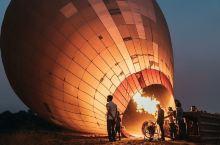 暹粒热气球之旅