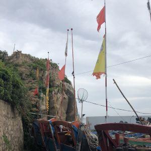石码头海鲜大排挡旅游景点攻略图