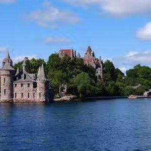 多伦多岛旅游景点攻略图