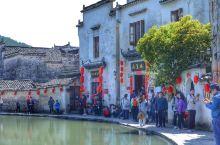 中国画里的村庄