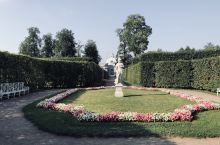 叶卡捷琳娜花园及宫殿
