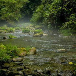 铁溪自然风景区旅游景点攻略图