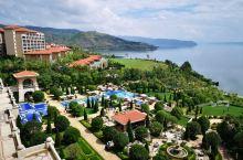 云南最美度假村,抚仙湖希尔顿度假村