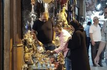 #埃及游#哈利利市场