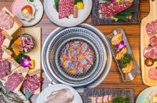 澳洲和牛任吃!140+道菜!没有5个胃,别来珠江新城这家烤肉店!