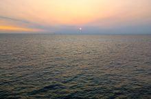 海上日出(大连到烟台)