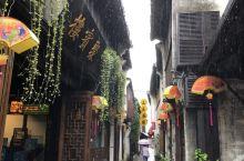 周庄贞丰街,有点文艺范儿的商业街