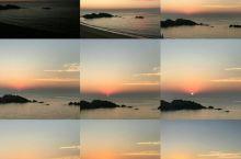 看日出。吃海鲜。住海草房。逛原生态海边。