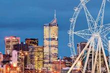 """12个斑斓的""""城市之眼"""",坐上这些摩天轮看遍最美都市风景"""