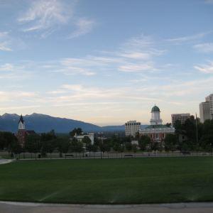犹他州政府旅游景点攻略图