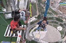 我的第一次高飞跳-澳门塔