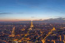 巴黎城市风光