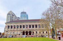 #网红打卡地#波士顿公共图书馆