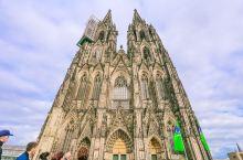 世界上最高的双塔教堂「科隆大教堂」