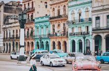 古巴哈瓦那,满街的复古老爷车与你擦肩而过