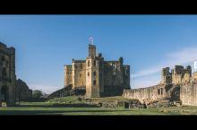 Warkworth Castle,久经风雨的英国城堡