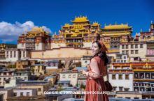 云南最大最美💛的寺庙就在香格里拉!小布达拉宫游玩攻略🙏