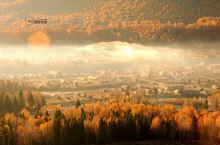 新疆禾木,这里藏着中国最美的秋天