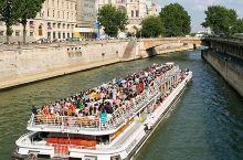 伟大的文明都因河而生-塞纳河