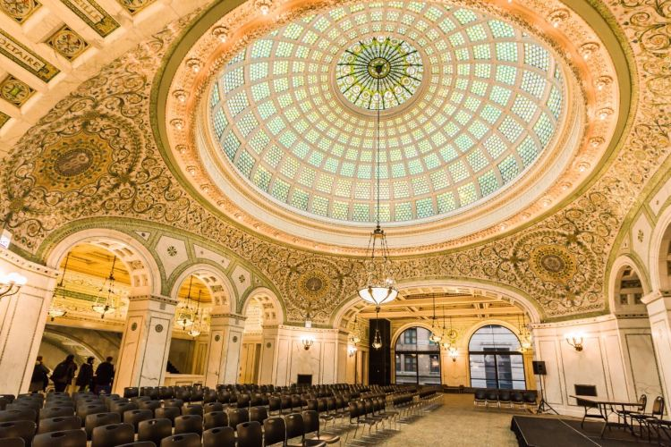 Chicago Cultural Center3