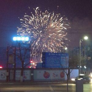 乌海站广场旅游景点攻略图