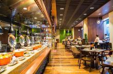 华邑酒店自助餐,海鲜盛宴