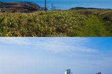 千辛万苦爬上元地灯台才能看到这样的风景!