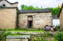 大湾村:古树高低屋,斜阳远近山