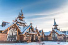 在哈尔滨就能体会到俄国风情-伏尔加庄园
