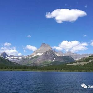 冰川国家公园游记图文-徒步  美国冰川公园