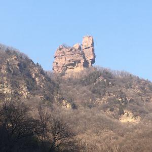 八里沟大瀑布旅游景点攻略图
