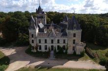 卢瓦尔河谷找一处私家城堡拍电影