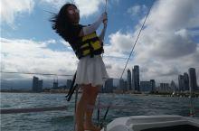 朋友圈儿照片轻松获赞过百的拍摄圣地?青岛碧海蓝天帆船出海体验