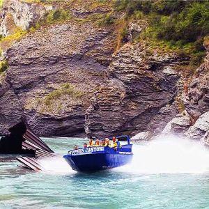 船长峡谷旅游景点攻略图