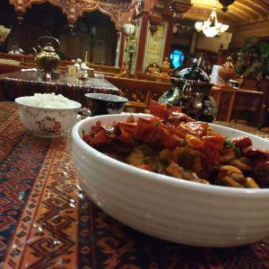 金噢尔达饮食旅游景点攻略图
