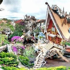 Long Thanh画廊旅游景点攻略图