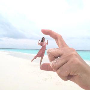 蓝色美人蕉岛旅游景点攻略图