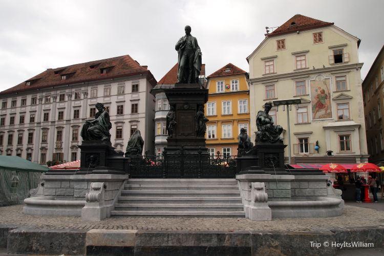 City of Graz – Historic Centre and Schloss Eggenberg