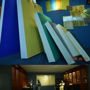 扬州双博馆旅游景点攻略图