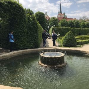 皇家花园旅游景点攻略图