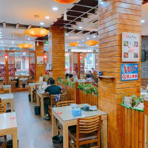 翠华活海鲜菜馆旅游景点攻略图