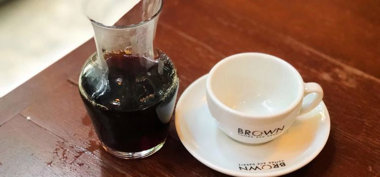 Brown Coffee2