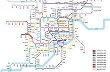 山城看美人——2019重庆旅游最全地铁交通路线图